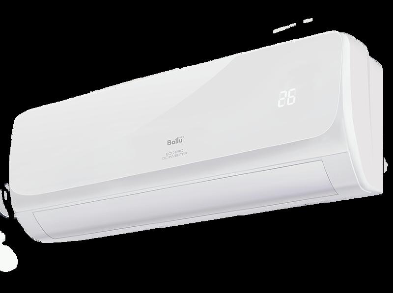 Инверторная сплит-система Ballu серии Eco Pro DC-Inverter BSWI-09HN1/EP/15Y