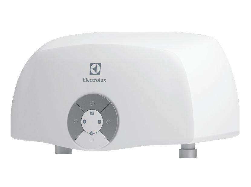 Проточный водонагреватель Electrolux Smartfix 2.0 TS (3,5 kW) - кран+душ