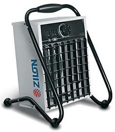 Электрическая тепловая пушка 5 кВт Zilon ZTV-5 серия Богатырь