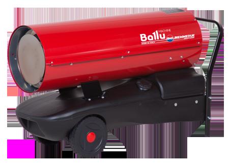 Мобильный жидкотопливный теплогенератор прямого нагрева Ballu GE 36