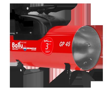 Мобильный газовый теплогенератор прямого нагрева Ballu GP 65A C