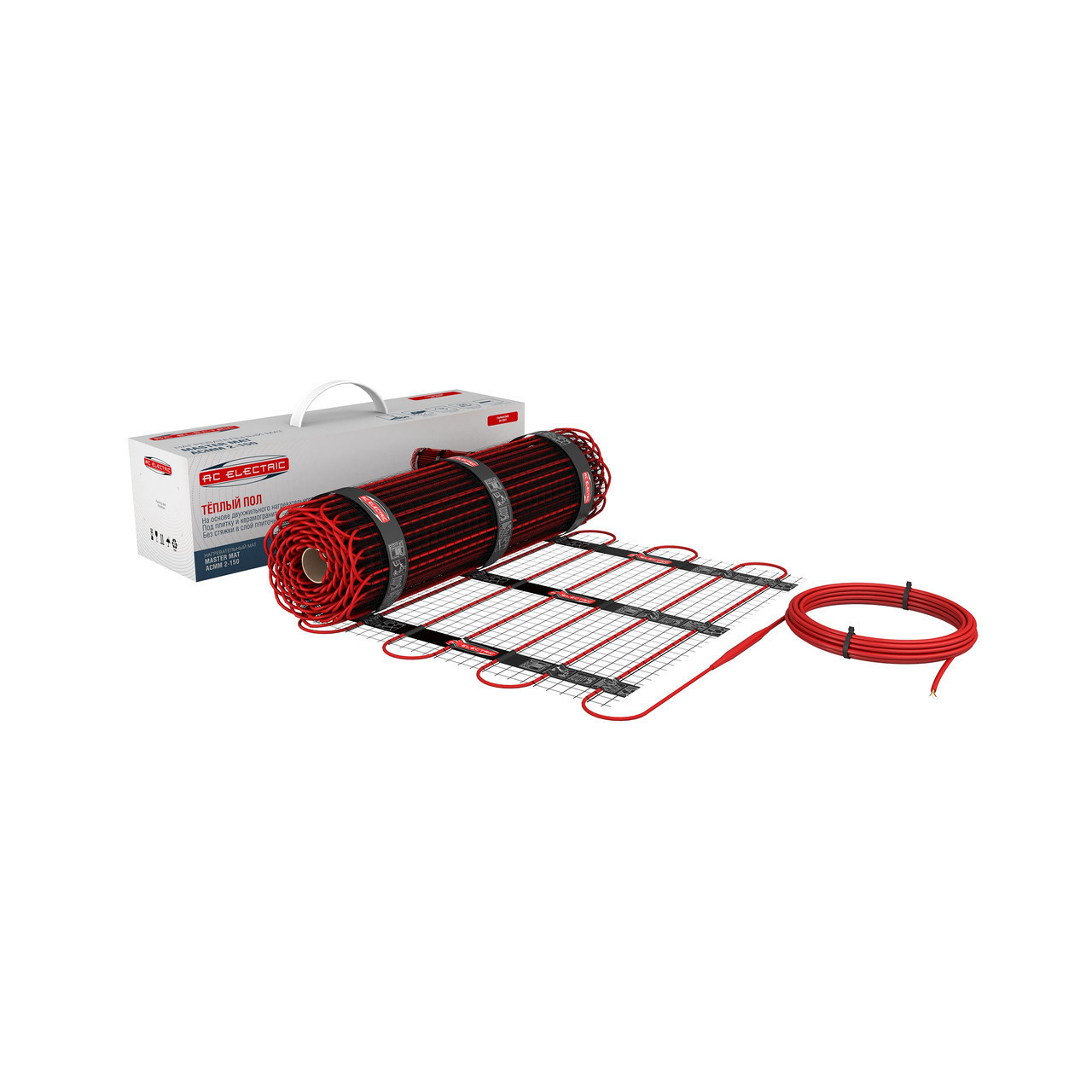 Нагревательные маты AC Electric серии Master Mat 2-150-2.5