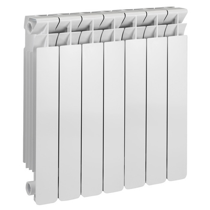 Секционный алюминиевый радиатор SMART EASY ONE 500 (8 секций)