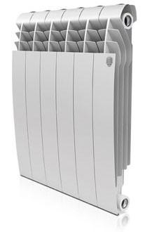 Секционный алюминиевый радиатор Royal Thermo DreamLine 500 - 4 секции