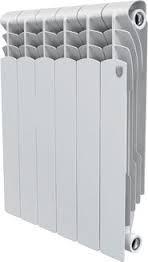 Секционный биметаллический радиатор Royal Thermo Revolution Bimetall 500 – 4 секции