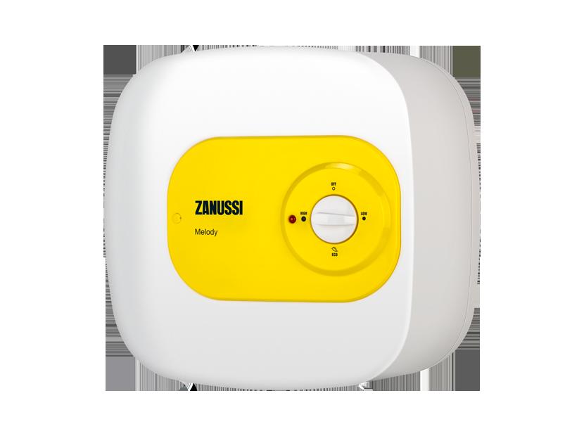 Накопительный водонагреватель Zanussi ZWH/S 10 Melody O (Yellow)