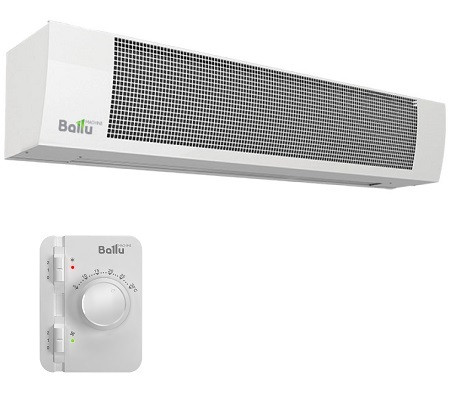 Электрическая тепловая завеса Ballu BHC-M10T09 серия PS (MT)