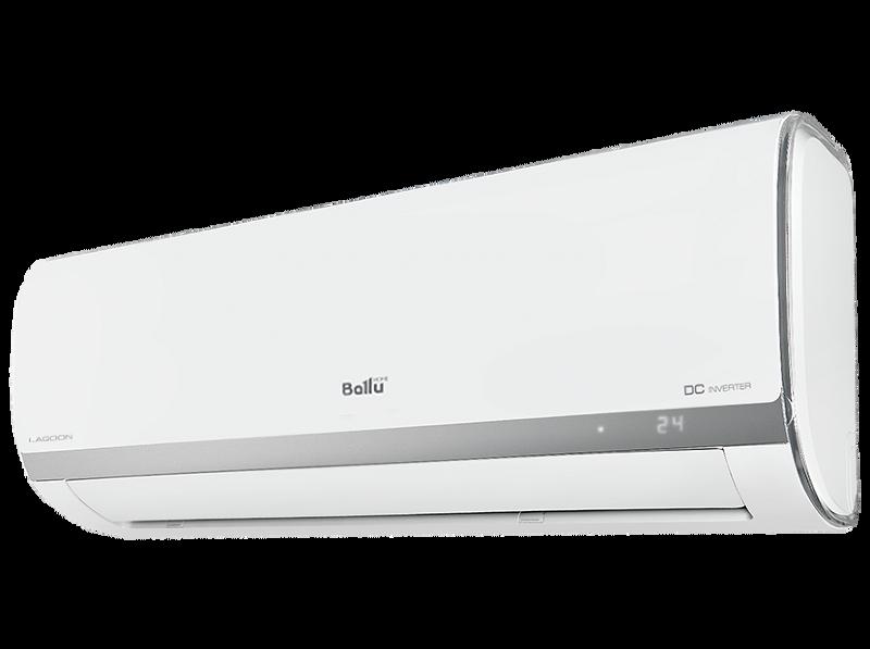Инверторная сплит-система Ballu серии Lagoon DC Inverter BSDI-07HN1